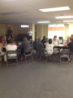 Post - Saint Anne Parish School Tabletop Safety Exercise - 8
