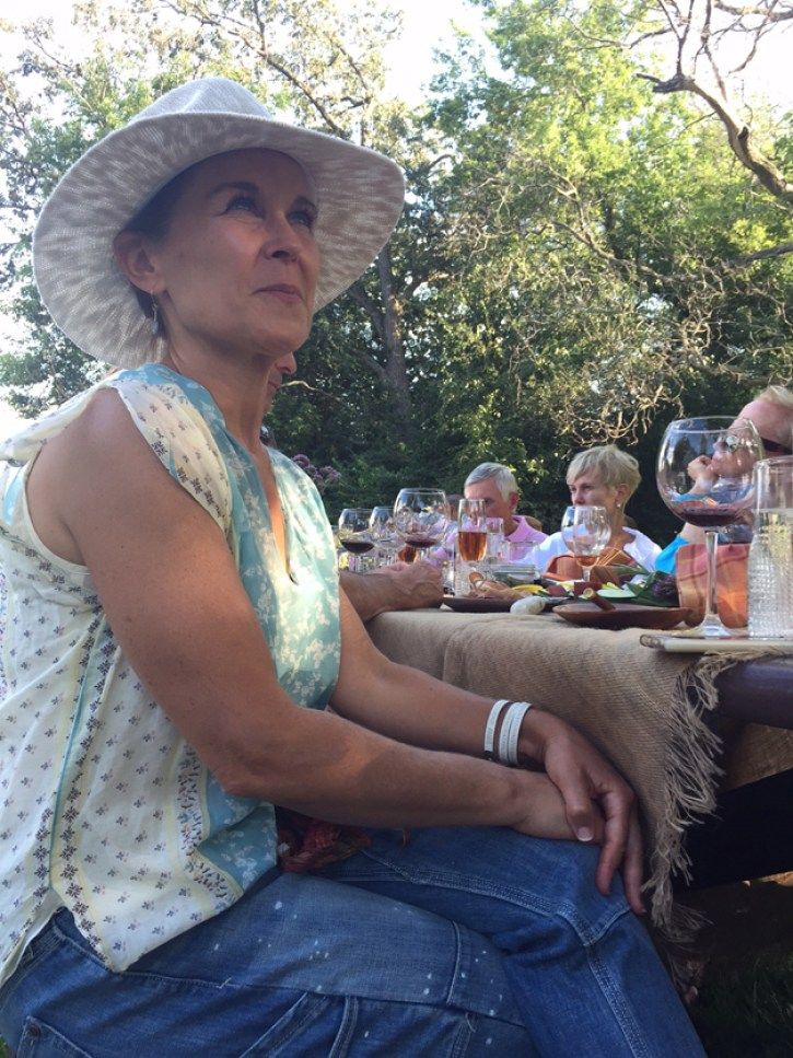 Post - The Gentleman Farmer - Crosby Roamann Wine Dinner - 2