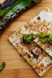 Heinen's - Hatch Chiles - Hatch Chile Grilled Quesadilla
