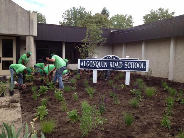 Algonquin Road School Receives BACT Award