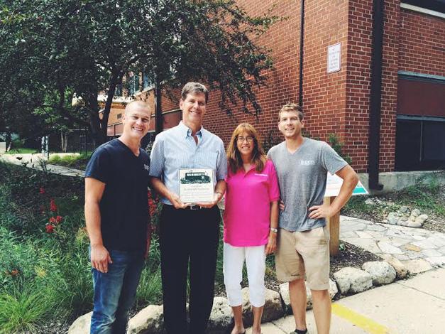 Fox River Grove Middle School Receives BACT Award