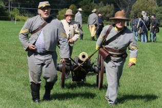 Post - Barrington Sesquicentennial Civil War Reenactment-128