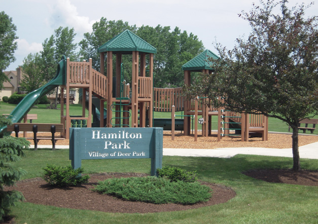 Post - Hamilton Park - 1