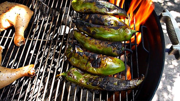 Post - Hatch Chile - Grill