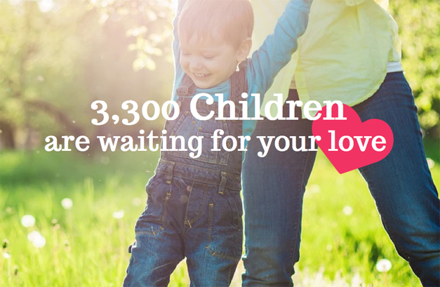 Post - Let It Be Us - Foster Care Statistic - 1