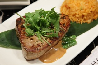 Shakou's Seared Tuna Steak