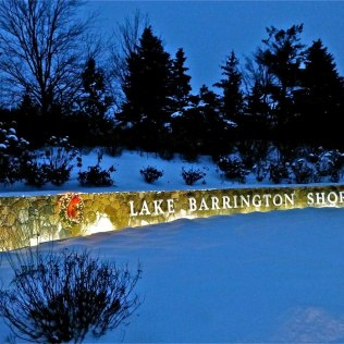 Facebook.com/LakeBarringtonShores