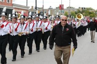 Post - Barrington Homecoming Parade 2015 - Photo by Bob Lee (15 of 82)