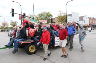 Post - Barrington Homecoming Parade 2015 - Photo by Bob Lee (27 of 82)