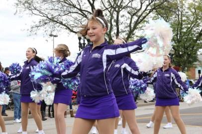 Post - Barrington Homecoming Parade 2015 - Photo by Bob Lee (3 of 82)