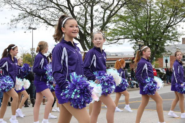 Post - Barrington Homecoming Parade 2015 - Photo by Bob Lee (30 of 82)