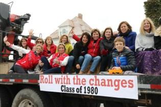 Post - Barrington Homecoming Parade 2015 - Photo by Bob Lee (45 of 82)