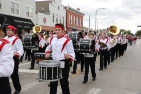 Post - Barrington Homecoming Parade 2015 - Photo by Bob Lee (71 of 82)