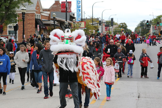 Barrington Homecoming Parade 2015 - Photos by Bob Lee