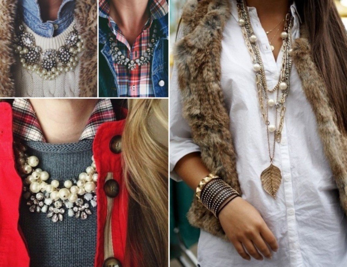 Similar necklaces at LUXE are $18 - $40