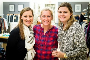 Post 900 - Barrington Junior Womens Club at LUXE wearhouse - Photo by Kate Smith-22