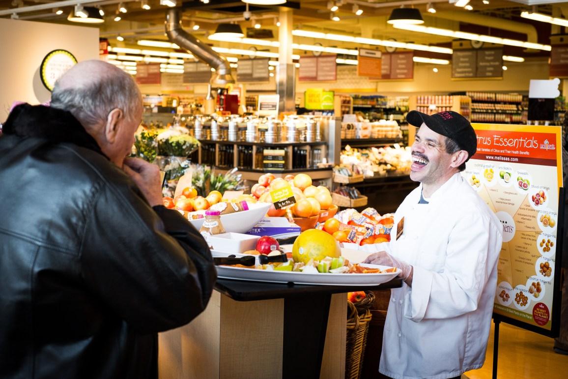 Heinen's Grocery Wellness Fair - Photos by Kate Smith