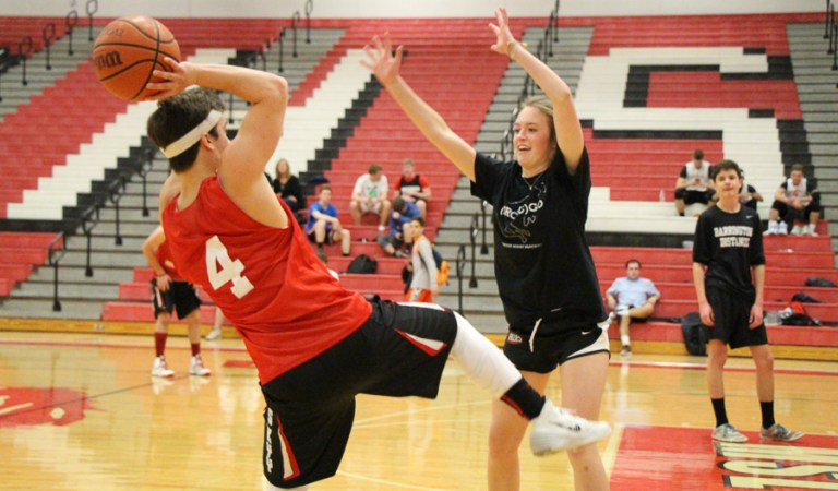 Good Works: BHS Code Red Club Hosts Basketball Tournament for Local Charities