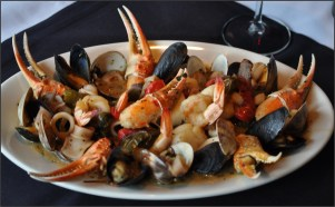 Post 1200 - Gianni's Cafe - Seafood