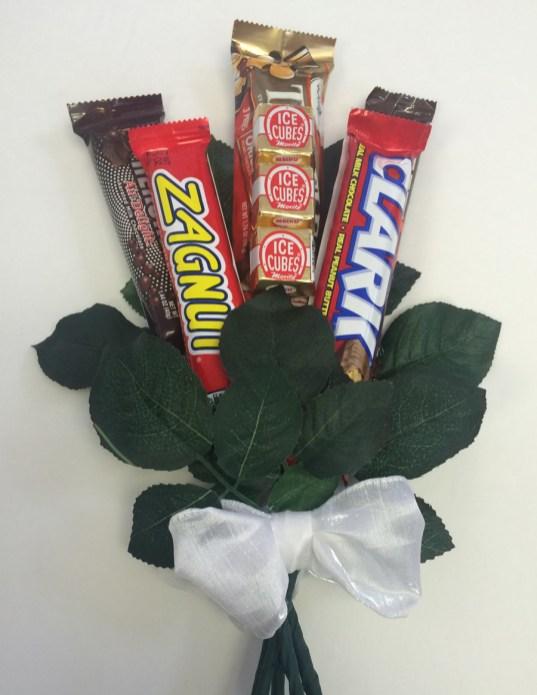 Post 900 - Sweet Spot Candy Bouquet