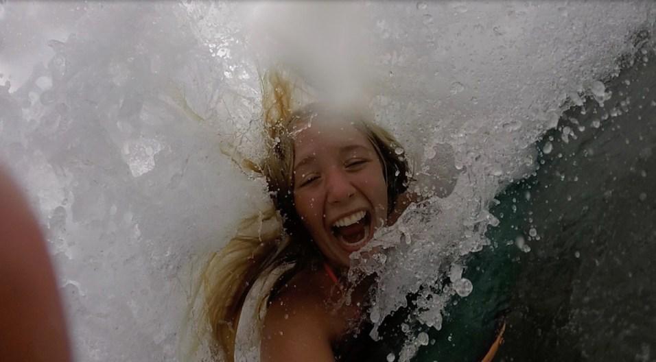 Riding the Wave in Cocoa Beach - Victoria Pallan