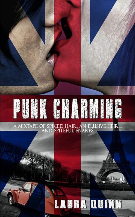 Punk Charming by Laura Quinn