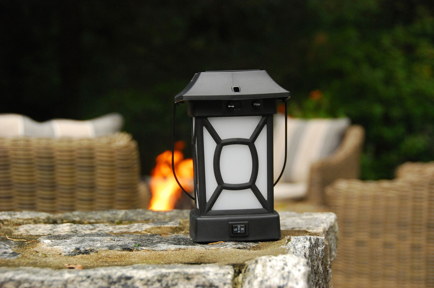 Post 880 - Thermacell Mosquito Repellant Patio Lantern