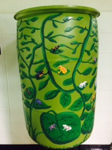 Rain Barrel Silent Auction - 1