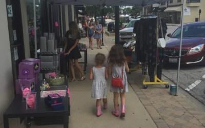 A Few of our Favorite Things from the 2016 Barrington Sidewalk Sales!