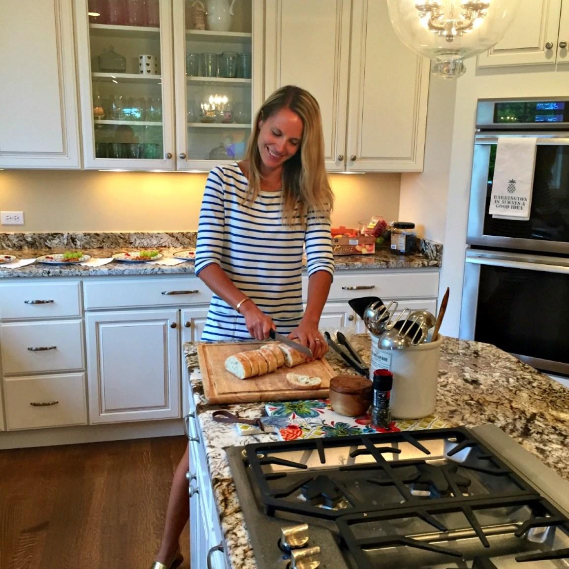 A Life from Scratch Author, Courtney Glantz