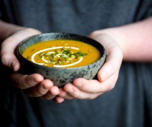 Cooking with Heinen's | Curried Butternut Squash Soup