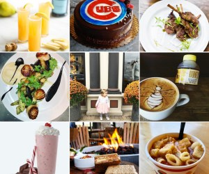 NoonDaily FOOD | Ambrosia's Cubs Creations, Seared Scallops at NEAR, Pinstripes Patio S'mores & MORE!