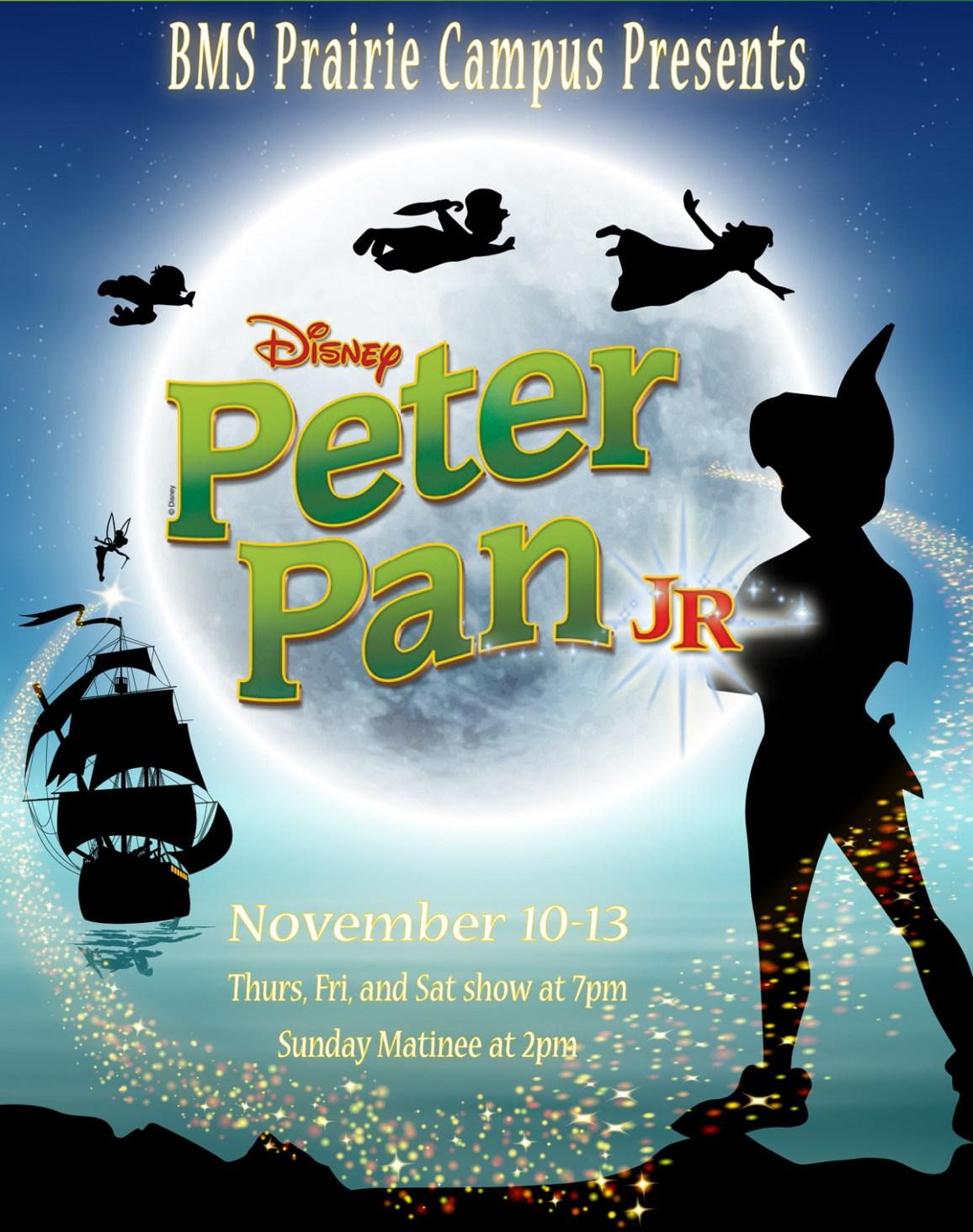 Peter Pan Poster