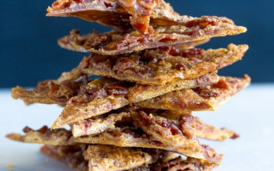 Cooking with Heinen's | Maple Caramel Bacon Crack
