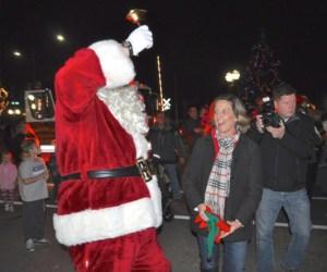 "Santa's Headed to Barrington Village Holiday 2016 ""Snow Much Fun"" Celebration"