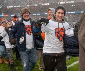 Good Shepherd Hospital Plans Chicago Bears Honor for Barrington Teen Who Saved Father's Life