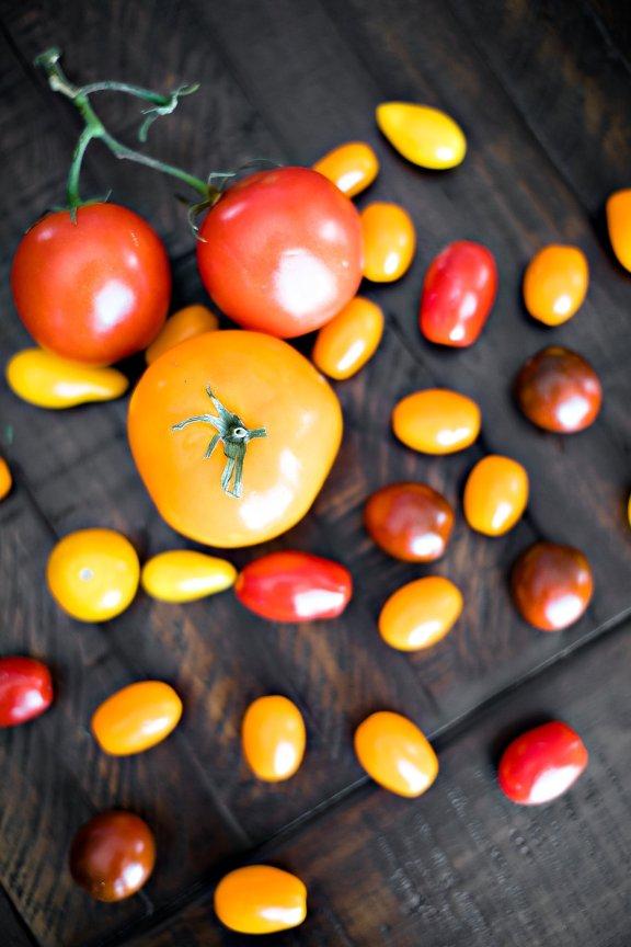 Holiday Brunch Fritatta and Pomegranate Crostini, IL_Modern Farmette_006