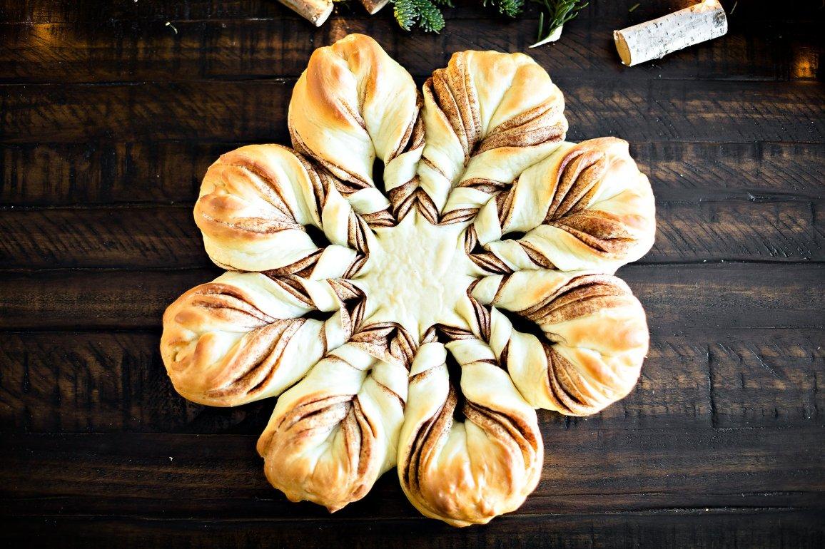 Holiday Brunch Fritatta and Pomegranate Crostini, IL_Modern Farmette_017