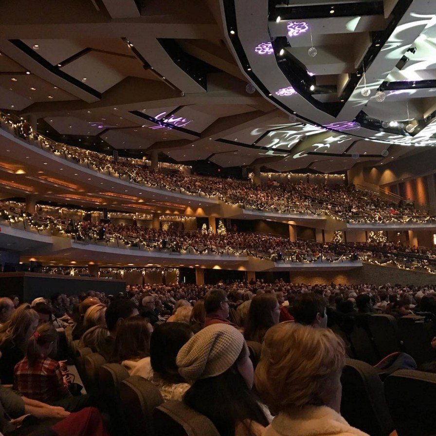 Christmas Eve at Willow Creek