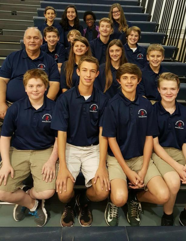 Saint Anne Parish School Registration - 26