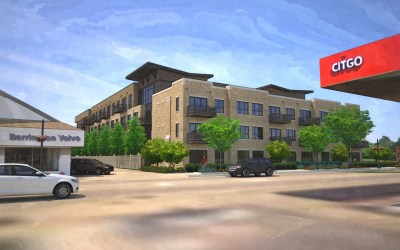 "Village of Barrington Announces ""101 West,"" New Luxury Apartment Complex in the Village Center"