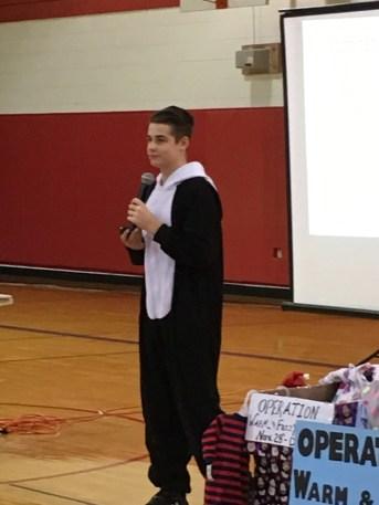 Post 1200 - Saint Anne Parish Middle School - 6
