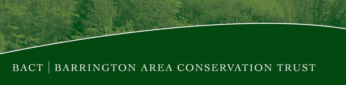 Post - Barrington Area Conservation Trust
