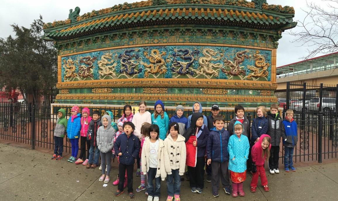 Field Trip to Chinatown