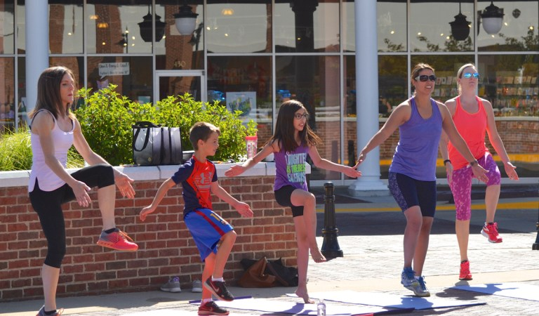 Deer Park Town Center Introduces FREE Summer Fitness Series in June!