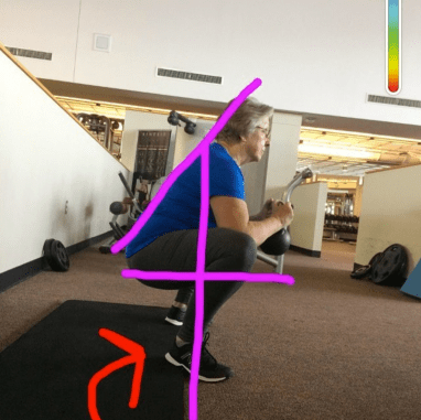Proper Squat Positioning
