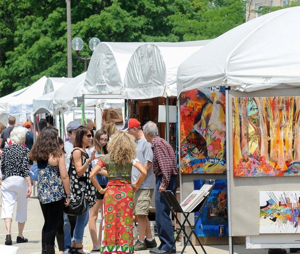 365 - Arboretum - Art Fest - 1