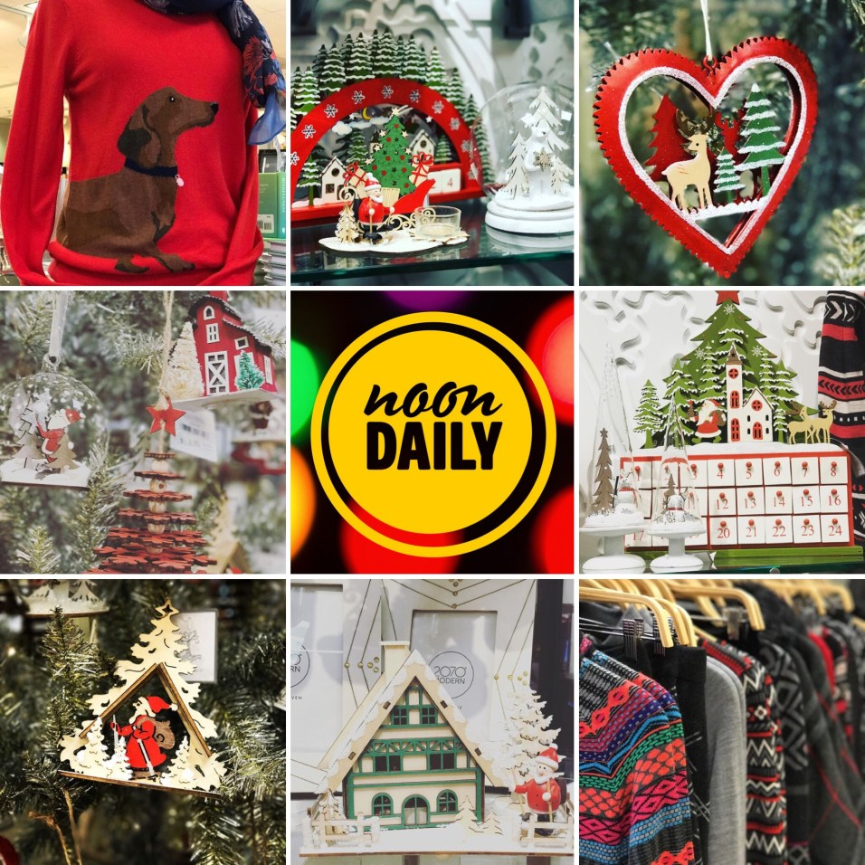 NoonDaily - 11.9.2017 - Notice Accessories Barrington Holiday