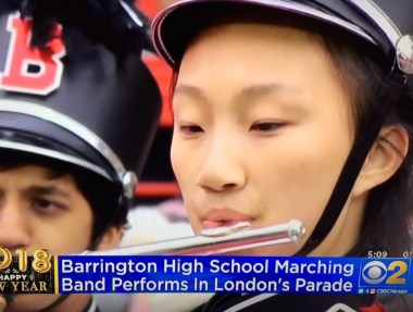 BHS London New Year's Parade 2018 - 2