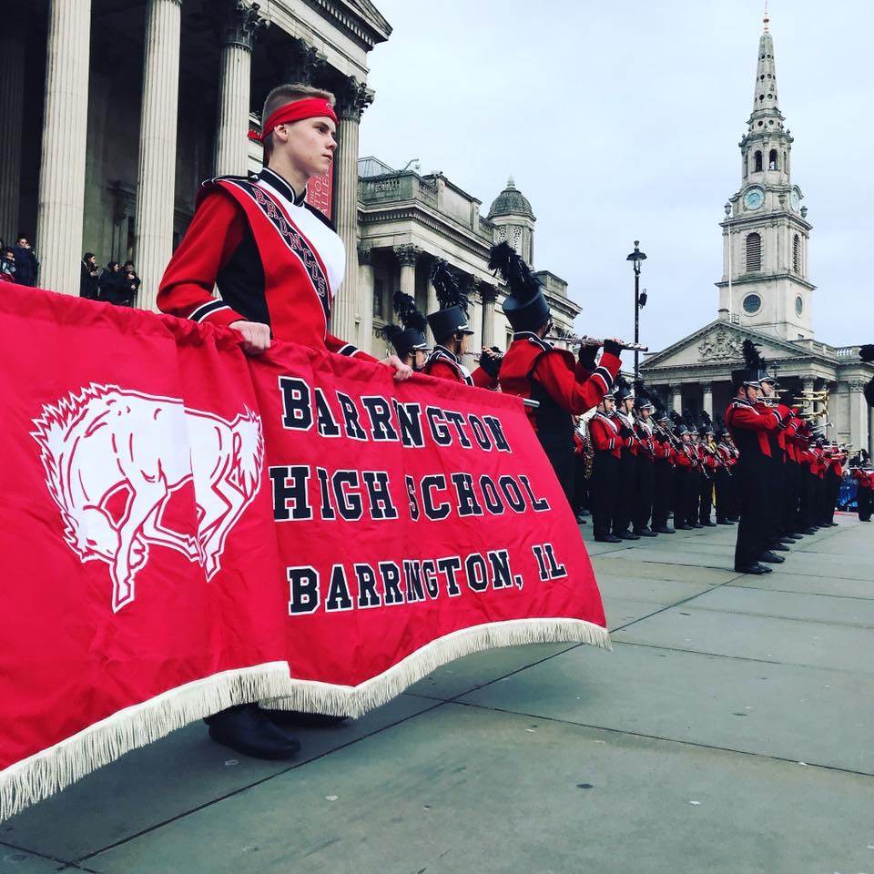 BHS London New Year's Parade 2018 - 4
